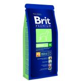 Brit Premium Junior ХL Корм для щенков и молодых собак гигантских пород Курица 15 кг