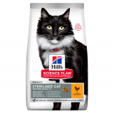 Hill's Science Plan Для пожилых кастрированных котов и кошек старше 7 лет 3 кг