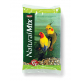 Padovan корм для средних попугаев Naturalmix Parrocchetti 850 гр