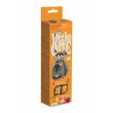 Little One Палочки Орехи/Фрукты лакомство для хомяков, крыс, мышей, песчанок 2 шт
