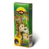 Верные Друзья Палочки для грызунов Орехи+Лесные ягоды  150 гр