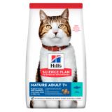 Hill's Science Plan Для пожилых кошек с тунцом 1,5 кг