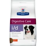Hill's Prescription Diet I/D Low fat для собак лечение заболеваний желудочно-кишечного 12 кг