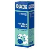 Акваконс Кондиционер для аквариумной воды Чистая вода 50 мл