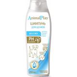 Шампунь Animal Play Без слез протеиновый для щенков 250 мл