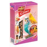 Витапол для волнистых попугаев фрукты, коробка 500гр