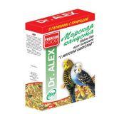 Доктор Алекс для волнистых попугаев, Морская капуста, 500 гр
