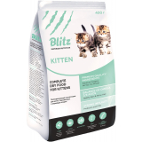 Blitz Kitten корм для котят 400 г