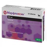 Марфлоксин 80 мг, 12 таблеток