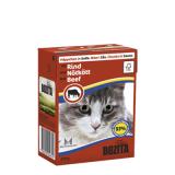 Bozita Tetra Pac Feline Корм для кошек кусочки в соусе Говядина 370 гр
