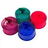 Колесо для грызунов Дарэлл 3141 пластиковое d=14см без подставки