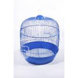 Клетка для птиц (Китай) №405 круглая 42*83