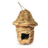Triol Гнездо-домик для птиц из лозы 8103-1 80*60 мм