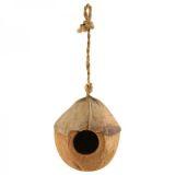 Triol Гнездо-домик для птиц из Кокоса СN-01 100-130 мм