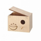 Ferplast Nido Large Домик гнездо для птиц наружный 25*17*17 cм