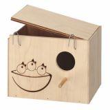 Ferplast Nido Medium Домик гнездо для птиц наружный 19,5*14*14 см