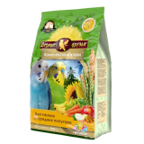 Верные Друзья, корм для мелких и средних попугаев Витамины и Минералы, 500 г