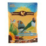 Верные Друзья, корм для экзотических птиц, 500 гр