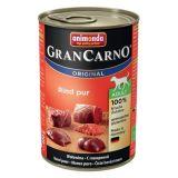 Gran Carno Original Adult консервы для взрослых собак, с говядиной 400 г