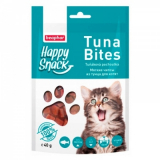 Beaphar Лакомства Мягкие чипсы из Тунца для котят 40 гр
