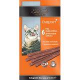 Edel Cat Колбаски лакомство для кошек Ягненок Индейка 6 шт