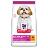 Hill's Science Plan Для пожилых собак мелких и миниатюрных пород с курицей 7+ 1,5 кг
