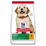 Hill's Science Plan Для щенков крупных пород с курицей 2,5 кг