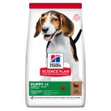 Hill's Science Plan для щенков средних пород с ягненком и рисом 12 кг