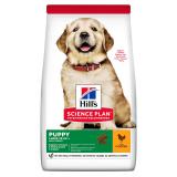 Hill's Science Plan Для щенков крупных пород с курицей 12 кг