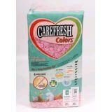 CARE FRESH Colors наполнитель/подстилка для птиц и мелких животных, розовый 10 л
