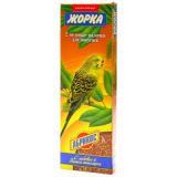Жорка Палочки для волнистых попугаев Абрикос